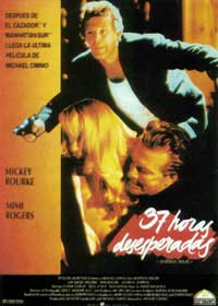 Desperate Hours - 27 x 40 Movie Poster - Spanish Style A