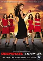 Desperate Housewives - 27 x 40 TV Poster - Style F