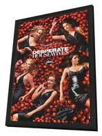 Desperate Housewives - 27 x 40 TV Poster - Style B - in Deluxe Wood Frame