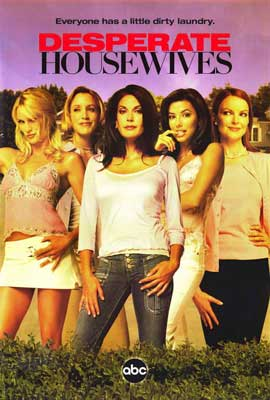 Desperate Housewives - 11 x 17 TV Poster - Style B
