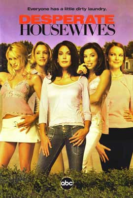 Desperate Housewives - 27 x 40 TV Poster - Style A
