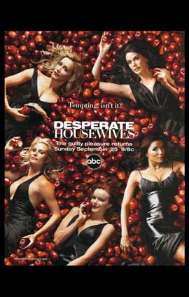 Desperate Housewives - 11 x 17 TV Poster - Style C