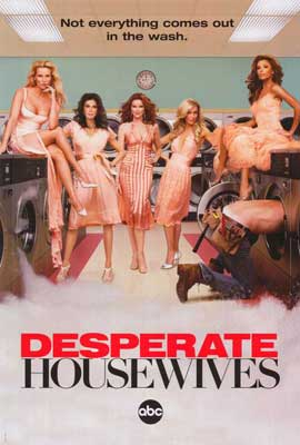 Desperate Housewives - 27 x 40 TV Poster - Style C