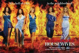 Desperate Housewives - 27 x 40 TV Poster - Style D