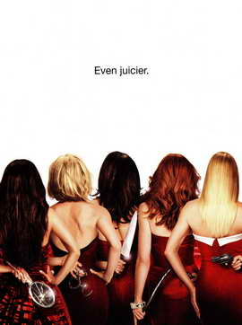 Desperate Housewives - 11 x 17 TV Poster - Style T