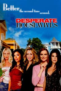 Desperate Housewives - 43 x 62 Movie Poster - Bus Shelter Style D