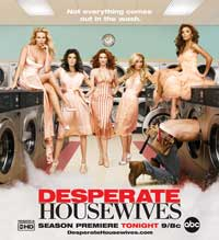 Desperate Housewives - 30 x 30 TV Poster - Style A