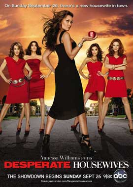 Desperate Housewives - 27 x 40 TV Poster - Style G