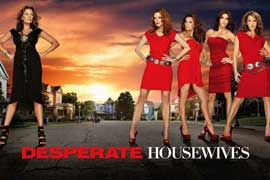 Desperate Housewives - 11 x 17 TV Poster - Style X