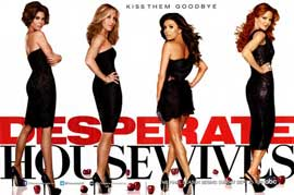 Desperate Housewives - 11 x 17 TV Poster - Style Y