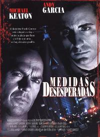 Desperate Measures - 11 x 17 Movie Poster - Spanish Style A