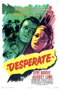 Desperate - 11 x 17 Movie Poster - Style A