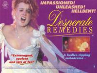 Desperate Remedies - 11 x 17 Movie Poster - Style A