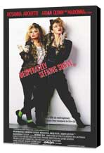 Desperately Seeking Susan - 27 x 40 Movie Poster - Style A - Museum Wrapped Canvas