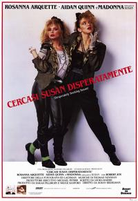 Desperately Seeking Susan - 11 x 17 Movie Poster - Italian Style A