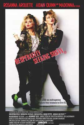 Desperately Seeking Susan - 27 x 40 Movie Poster - Style A