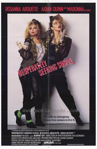 Desperately Seeking Susan - 43 x 62 Movie Poster - Bus Shelter Style A