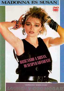 Desperately Seeking Susan - 27 x 40 Movie Poster - Spanish Style A