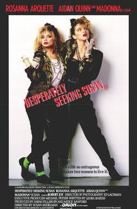 Desperately Seeking Susan - 11 x 17 Movie Poster - Style A - Museum Wrapped Canvas