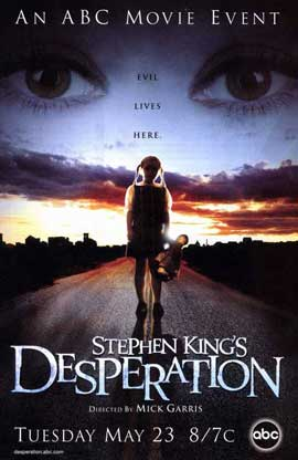 Desperation - 11 x 17 Movie Poster - Style A