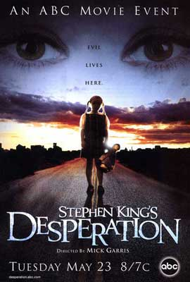 Desperation - 27 x 40 Movie Poster - Style A