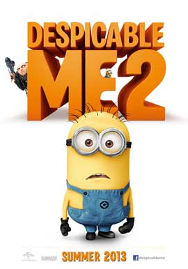 Despicable Me 2 - 27 x 40 Movie Poster
