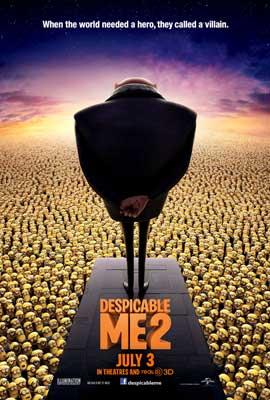 Despicable Me 2 - DS 1 Sheet Movie Poster - Style C