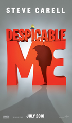 Despicable Me - 27 x 40 Movie Poster - Style B