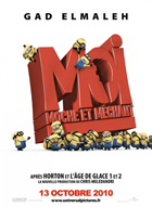 Despicable Me - 11 x 17 Movie Poster - French Style B