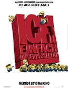 Despicable Me - 27 x 40 Movie Poster - German Style A