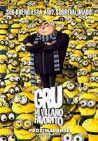 Despicable Me - 11 x 17 Movie Poster - Spanish Style A