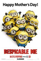Despicable Me - 11 x 17 Movie Poster - Style E