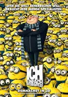 Despicable Me - 27 x 40 Movie Poster - German Style B