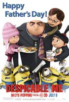 Despicable Me - 11 x 17 Movie Poster - Style F