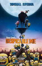 Despicable Me - 11 x 17 Movie Poster - Style G