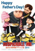 Despicable Me - 11 x 17 Movie Poster - Style I