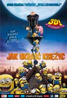 Despicable Me - 11 x 17 Movie Poster - Polish Style A