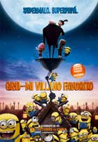 Despicable Me - 11 x 17 Movie Poster - Spanish Style B