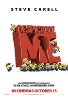 Despicable Me - 11 x 17 Movie Poster - UK Style B