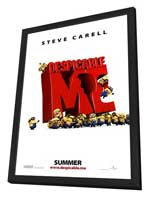 Despicable Me - 27 x 40 Movie Poster - Style A - in Deluxe Wood Frame