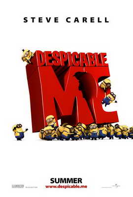 Despicable Me - 11 x 17 Movie Poster - Style B