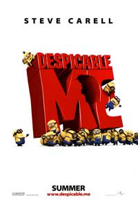 Despicable Me - 43 x 62 Movie Poster - Bus Shelter Style A