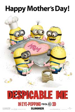 Despicable Me - 11 x 17 Movie Poster - Style D
