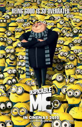 Despicable Me - 11 x 17 Movie Poster - Style A - Double Sided