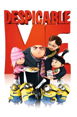 Despicable Me - 11 x 17 Movie Poster - Style J