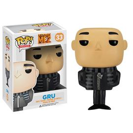 Despicable Me - 2 Movie Gru Pop! Vinyl Figure