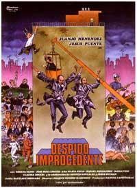 Despido improcedente - 11 x 17 Movie Poster - Spanish Style A