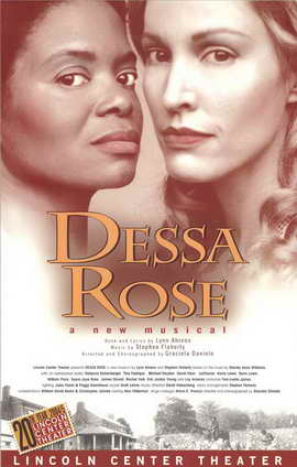 Dessa Rose (Broadway) - 11 x 17 Poster - Style A