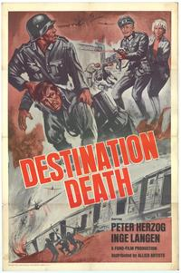 Destination Death - 27 x 40 Movie Poster - Style A