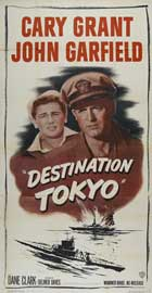 Destination Tokyo - 20 x 40 Movie Poster - Style A